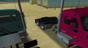 Peterbilt 579 for GTA Vice City miniature 5