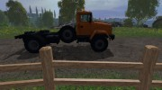 КрАЗ 5133 for Farming Simulator 2015 miniature 6