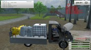ГАЗ 3302 Multifruit для Farming Simulator 2013 миниатюра 12