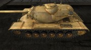 Шкурка для T110E5 для World Of Tanks миниатюра 2
