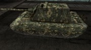 Шкурка для E-100 Digital Camo для World Of Tanks миниатюра 2