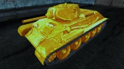 T34 for World Of Tanks miniature 1