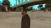 Niko Bellic for GTA San Andreas miniature 2