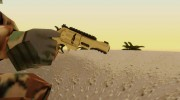 Revolver R8 Gold for GTA San Andreas miniature 1