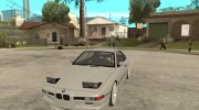 BMW 850 CSI for GTA San Andreas miniature 1