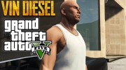 Vin Diesel for GTA 5 miniature 1