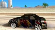 Subaru Impreza 2005 Mission Edition for GTA San Andreas miniature 2