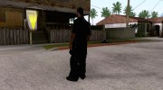 Notorious With That Durag для GTA San Andreas миниатюра 3