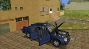 2002 Cadillac Escalde EXT (VC Style) for GTA Vice City miniature 5