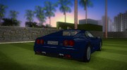 Ferrari 328 GTB for GTA Vice City miniature 3