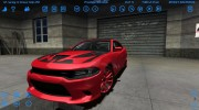 Dodge Charger Hellcat для Street Legal Racing Redline миниатюра 1