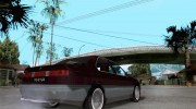 Alfa Romeo 164 3.0 V6 1987 for GTA San Andreas miniature 4