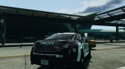 Ford Taurus Police Interceptor 2011 для GTA 4 миниатюра 4