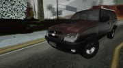 2010 Chevrolet Blazer for GTA San Andreas miniature 1