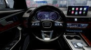 Audi A4 2017 v1.1 for GTA 5 miniature 3