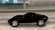 Lamborghini Miura Concept for GTA San Andreas miniature 2