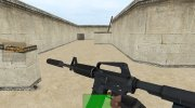 M4A1 Default T Elite hands из CSGO for Counter-Strike Source miniature 2