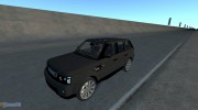 Range Rover Sport for BeamNG.Drive miniature 1