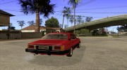 Chevrolet Opala BMT for GTA San Andreas miniature 4