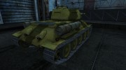 Т-34-85 for World Of Tanks miniature 4