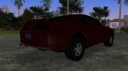 Toyota Supra US-Spec (JZA80) 1993 for GTA Vice City miniature 3