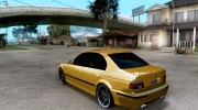 BMW M5 e39 for GTA San Andreas miniature 3