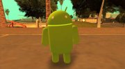 Android Robot for GTA San Andreas miniature 1