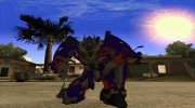 Optimus Prime Skin from Transformers for GTA San Andreas miniature 5