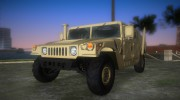 HMMWV M-998 1984 Desert Camo for GTA Vice City miniature 1
