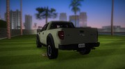 Ford F-150 SVT Raptor Stock for GTA Vice City miniature 4