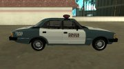 Chevrolet Opala da Policia Militar do estado de Minas Gerais for GTA San Andreas miniature 6