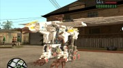 Griffin (Zoids) для GTA San Andreas миниатюра 3