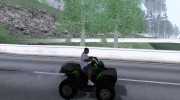 ATV Polaris for GTA San Andreas miniature 4