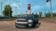 Shelby GT500 for Euro Truck Simulator 2 miniature 3