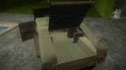 HMMWV M-998 1984 Desert Camo for GTA Vice City miniature 7