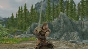 Ghosu - Horker Weapon Pack for TES V: Skyrim miniature 7