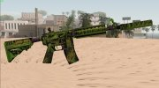 CSGO M4A4 Toxicator for GTA San Andreas miniature 1