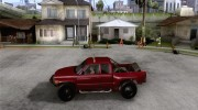 Dodge Ram Prerunner for GTA San Andreas miniature 2