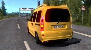 Renault Kangoo for Euro Truck Simulator 2 miniature 2