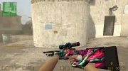 AWP Скоростной Зверь StatTrack for Counter-Strike Source miniature 1