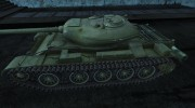 Шкурка для Т-54 для World Of Tanks миниатюра 2