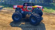 Pastrana Monster Truck for Spintires 2014 miniature 2
