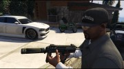 H&K MP7 for GTA 5 miniature 5