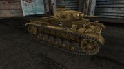 Шкурка для PzKpfw III for World Of Tanks miniature 5