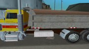 Peterbilt 359 Dumper for GTA Vice City miniature 6