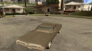 1972 Plymouth Fury III Stock for GTA San Andreas miniature 1