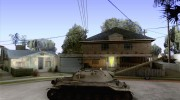 IS-7 Heavy Tank for GTA San Andreas miniature 5