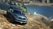 Infiniti QX56 for GTA 5 miniature 8