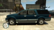 2006 Ford Expedition EL for GTA 4 miniature 2