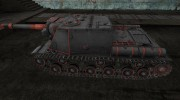 Шкурка для ИСУ-152 для World Of Tanks миниатюра 2